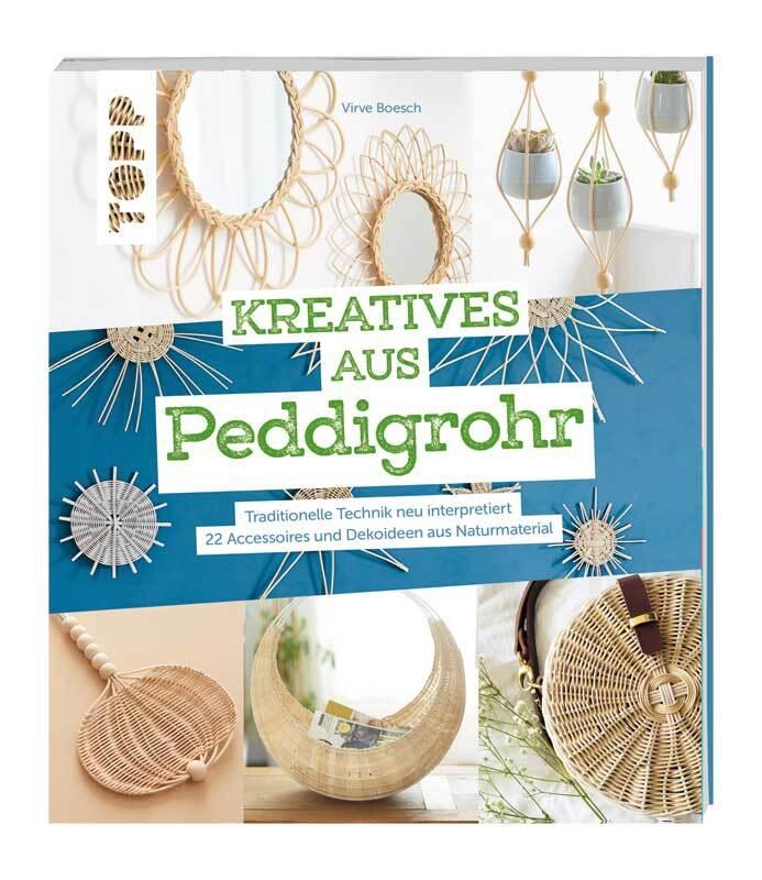 Buch - Kreatives aus Peddigrohr