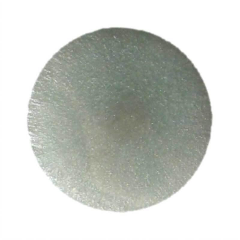 Colorant métallisé pour résine - 8 ml, argent étoi
