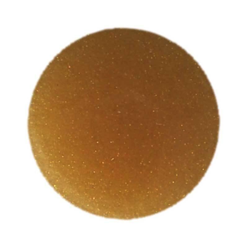 Colorant métallisé pour résine - 8 ml, or