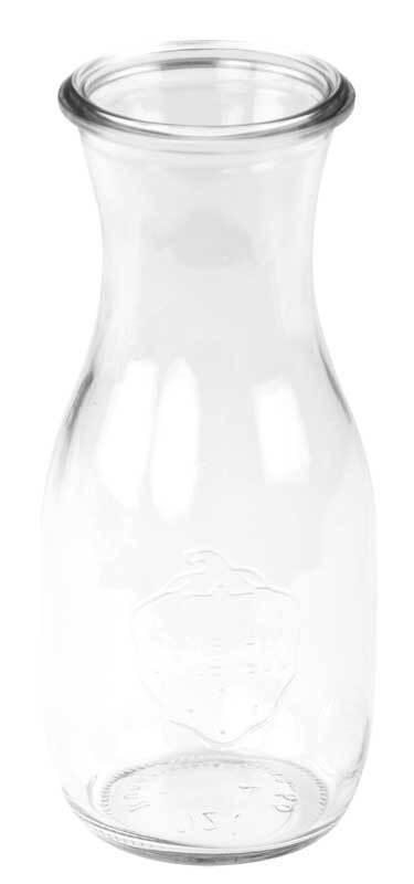 Bouteille en verre WECK, 500 ml