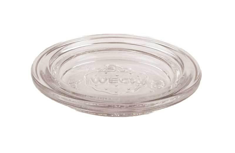 Couvercle de verre WECK, Ø 7 cm