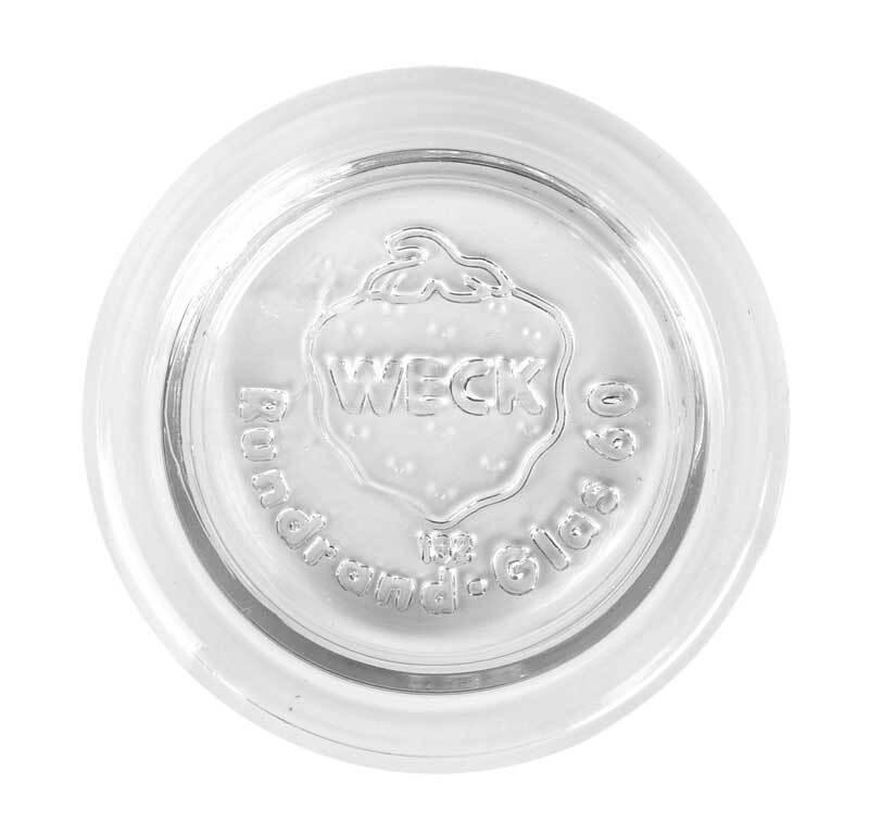 Glasdeckel WECK, Ø 7 cm