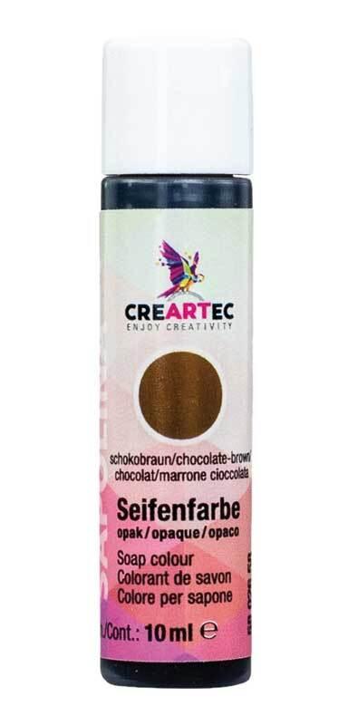 Seifenfarbe - 10 ml, chocoladebruin