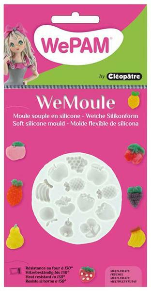 WeMoule forme silicone, fruits