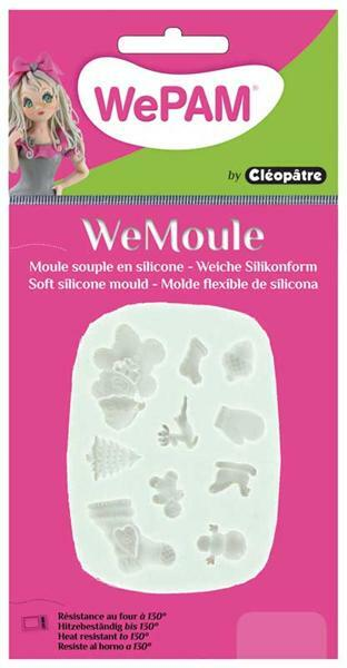 WeMoule forme silicone, Noël