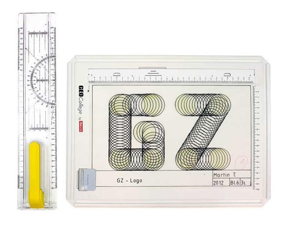 GEO Bord Zeichenplatte, A4