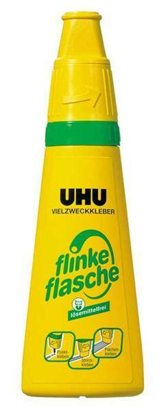 UHU flinke fles - oplosmiddelvrij, 100 g