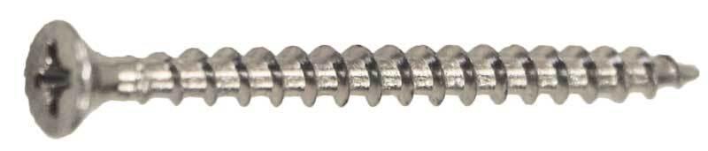 Holzschrauben - 500er Pkg., 4 x 50 mm
