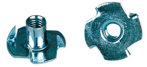 Inslagmoeren - 100 st. pak, M4