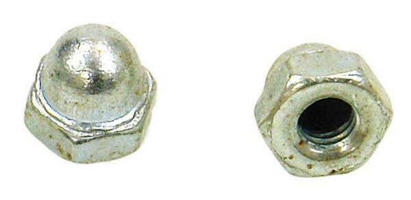 Ecrous borgnes - 100 pces, M3
