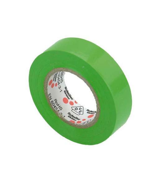 VDE isolatietape, groen