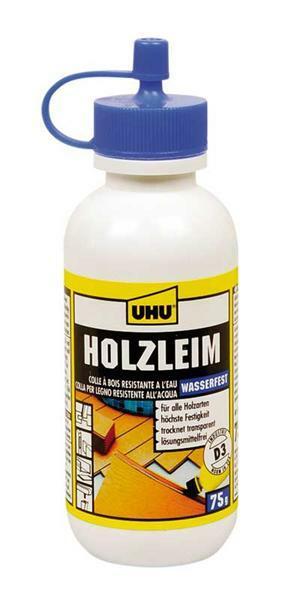 UHU coll wasserfest - Flasche, 75 g