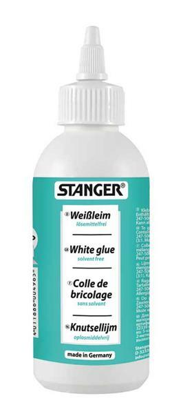 Stanger-Bastelleim - transparent, 200 g