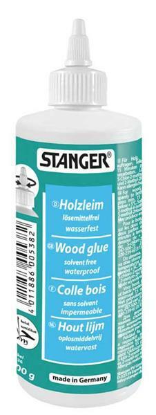 Colle à bois - résistante à l'eau, 200 g
