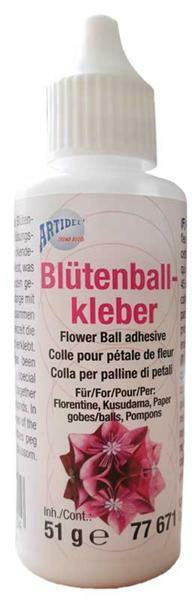 Blütenballkleber, 51 g