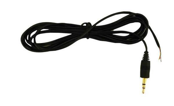 Câble haut-parleur avec prise 3,5 mm