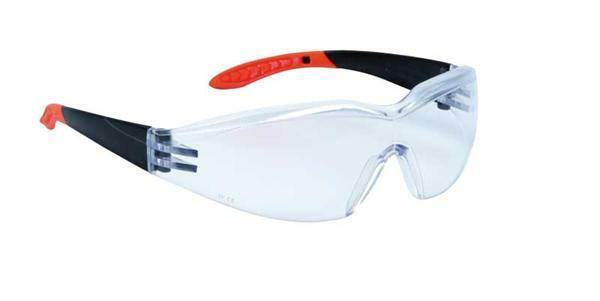 Veiligheidsbril, clear view