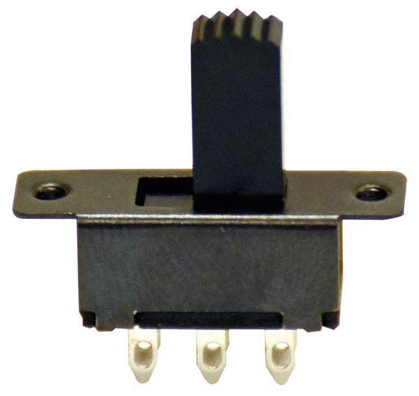 Schiebeschalter - 10er Pkg., 6 Pin, Ein-Aus