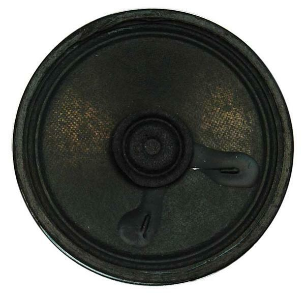 Lautsprecher 0,5 W / 8 Ohm, Ø 56 mm
