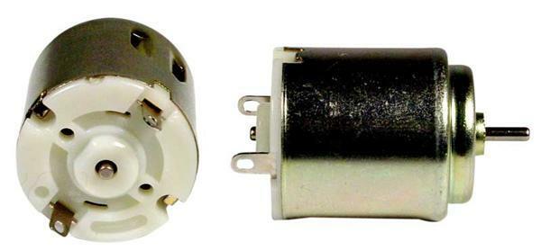 Motor 1,5 - 4,5 V