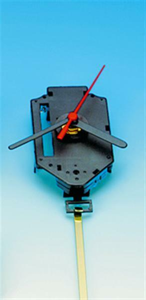 Mécanisme horloge quartz complet avec 3 aiguilles
