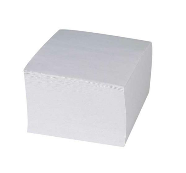 Notizzettelblock 90 x 90 x 90 mm