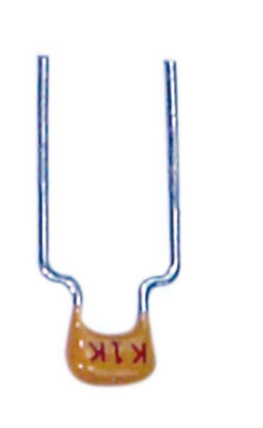 Condensateur - 10 pces, 22 nF