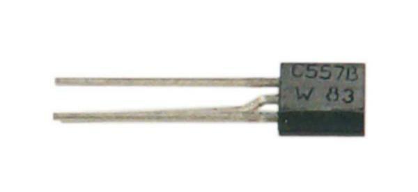 Transistor - 10 pces, BC 548 = BC547 NPN