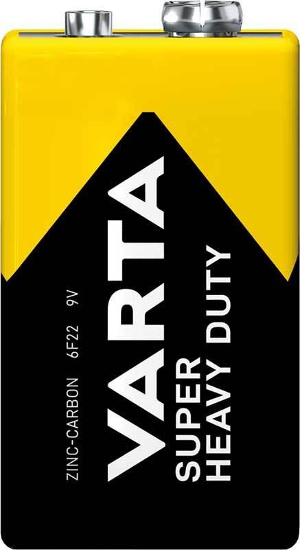 Batterie Varta 9 V - Superlife Block