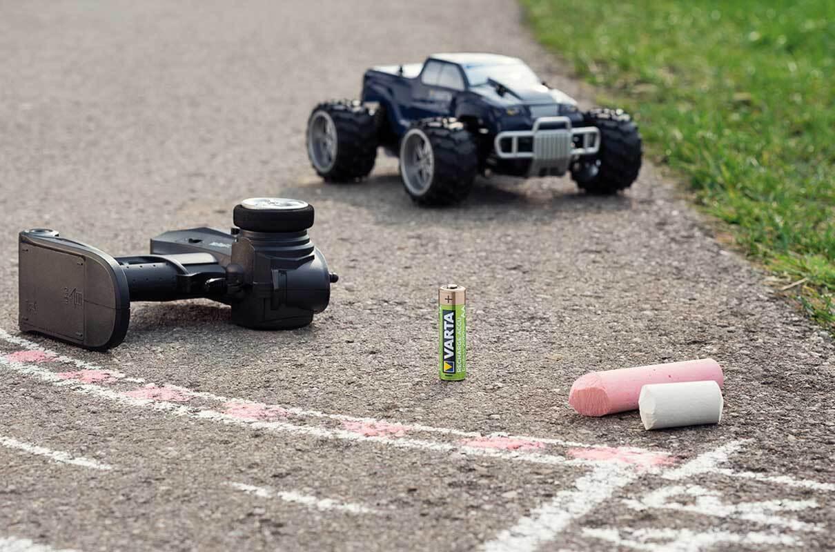 Batterie Varta 1,2 V; AA - Wiederaufladbar