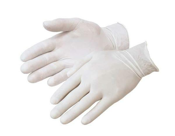 Schutzhandschuhe - 100 Stk., Gr. S