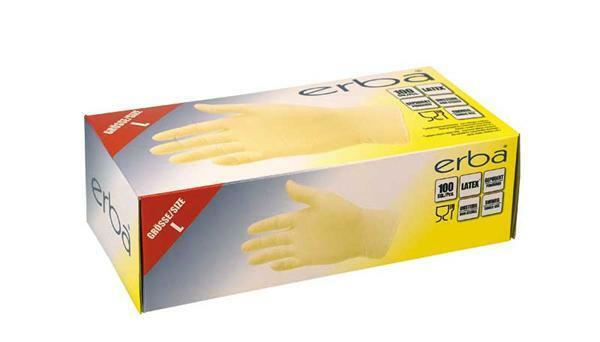 Schutzhandschuhe - 100 Stk., Gr. L