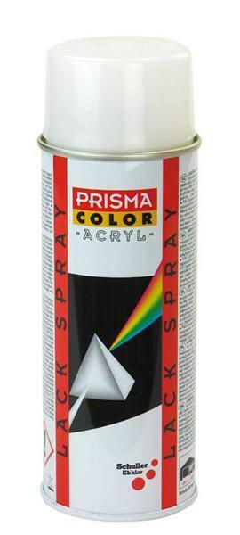 Lackspray - 400 ml, farblos glänzend