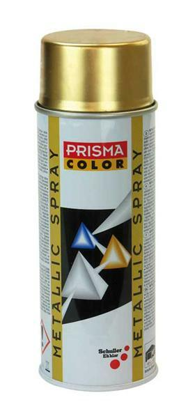 Lackspray - 400 ml, gold - metallic