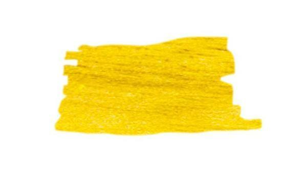 Lasure à bois - 50 ml, jaune citron