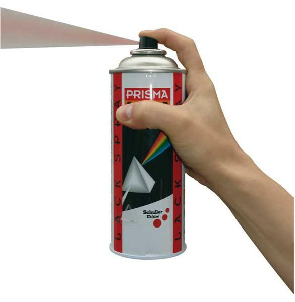 Lackspray - 400 ml, rot