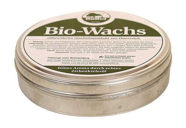 BIO Wachs - 250 ml, farblos
