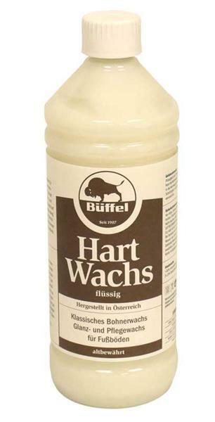 Hartwachs flüssig - 1000 ml, farblos