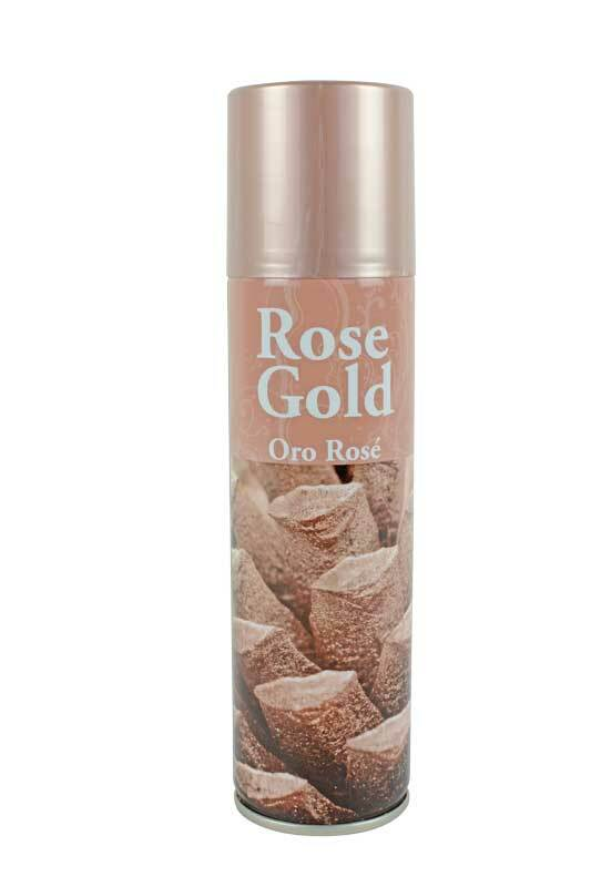 Spray - 150 ml, rosé - goud
