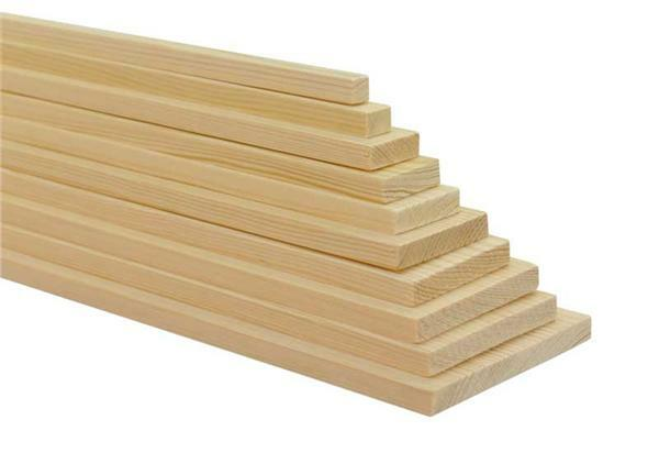 Grenen lat MG, 10 x 15 mm