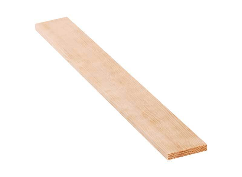 Grenen lat - 50 cm 1 x 6 cm