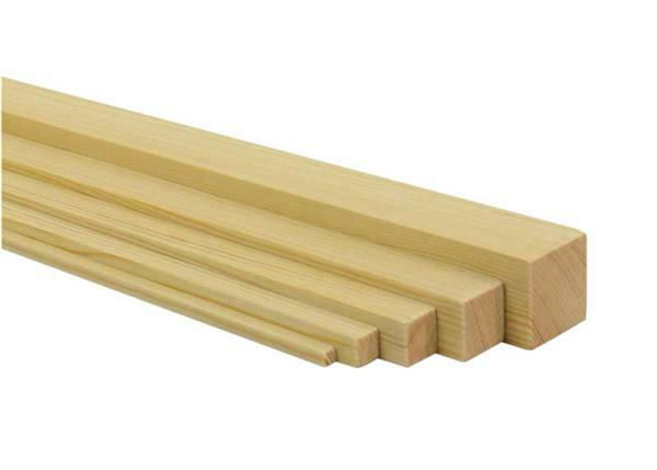 Grenen lat MG, 10 x 10 mm
