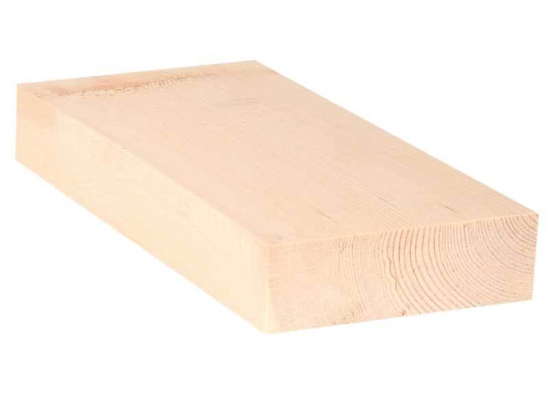 Zirbenholz-Brett - 20 cm, 3 x 10 cm