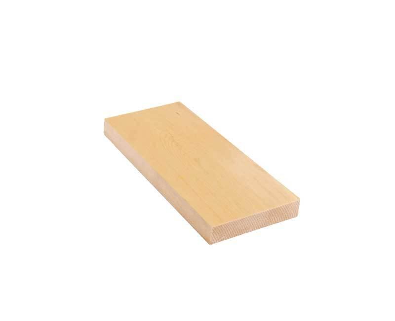 Zirbenholz-Brett - 25 cm, 2,4 x 12 cm