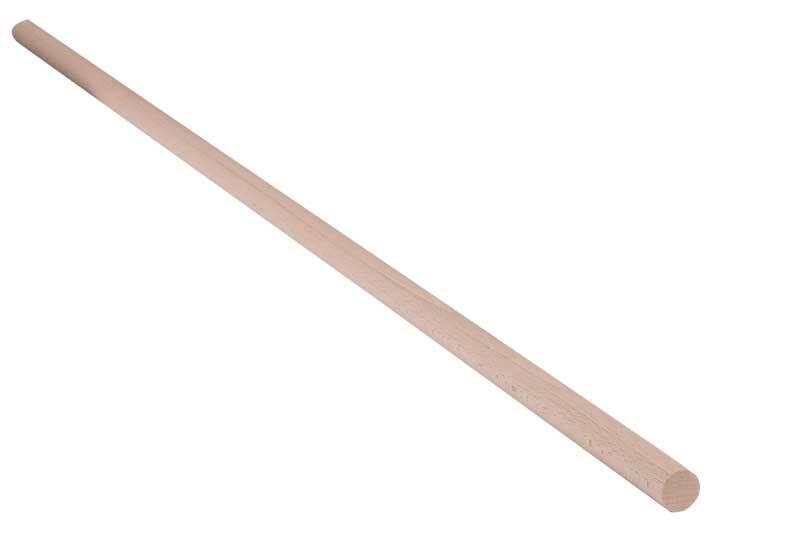 Rondhout beuken Ø 20 mm - 1 st., 500 mm