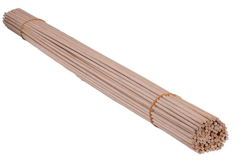 Rundstäbe Ø 6 mm - 100er Pkg., 50 cm