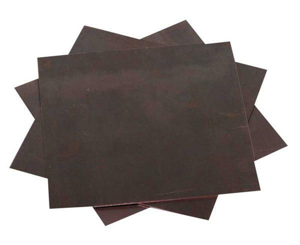 Schwarzblech - 0,6 mm, ZS
