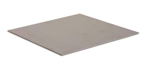 Aluminiumplaat - 1 mm, 200 x 200 mm