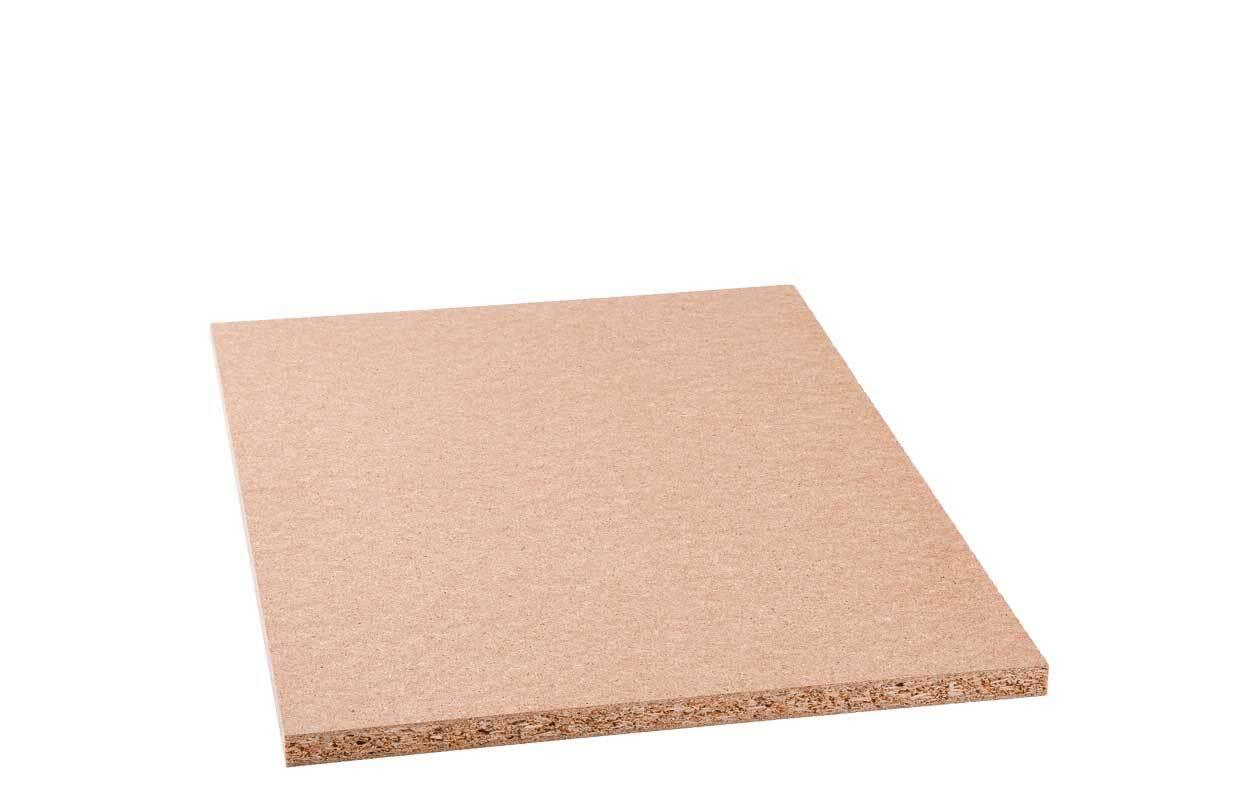 Spanplatte roh - 16 mm, 30 x 25 cm