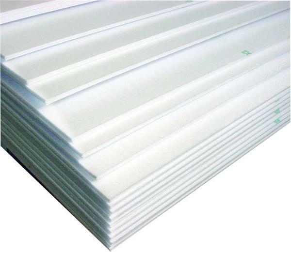 Depron hardschuim - 6 mm, 30,5 x 19,5 cm